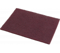 "Hand Pad - Alum Oxide/Silicon Carbide - 6"" x 9"" / 744 Series *SCOTCH-BRITE"
