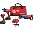 3 Tool Combo Kit - 18V Li-Ion / 2997-23 *M18 FUEL™