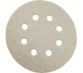 "Sanding Discs - 5"" 8H - Alum Oxide / PS33 Series (10 PK)"