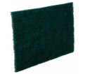 Scotch-Brite™ Medium Duty Scouring Pad No.97, H-97, 6 in x 9 in (152 mm x 229 mm) -