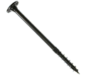 """Structural Screws - Low Profile - 7/32"""" x 1-9/16"""" - Torx / BLACK ELECTROCOATING"""