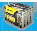 Battery - AA Alkaline / ALAA *24 Pack