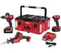 3 Tool Combo Kit - 18V Li-Ion / 2997-23POC *M18 FUEL w/ PACKOUT
