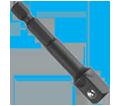 "Socket Adapter - 1/2"" - Impact / O81103"