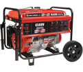 Generator (w/o Acc) - 6,500 W - Gas / KCG-6501G *POWERFORCE