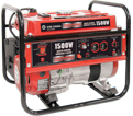 Generator (w/ Acc) - 1,500 W - Gas / KCG-1501GN *POWERFORCE