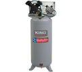 Stationary Air Compressor (w/o Acc) - 60 gal - 15 amp / KC-6160V1