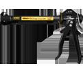 Adhesive Gun - 10 oz - Manual / 08437