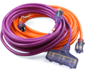 Extension Cord - 12/3 AWG / CF123 Series *HI-VIZ