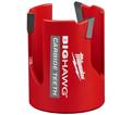 Hole Saws - 3 Teeth - Carbide / 49-56-92 Series *BIG HAWG™