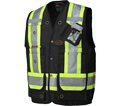 Surveyor's / Supervisor's Vest - Unlined - Cotton Duck / 694 Series