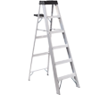 Step Ladder - Type 1A - Aluminum / 800 Series *HEAVY-DUTY