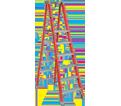 Platform Step Ladder - Type 1A - Fiberglass / FXP 1700 Series *PINNACLE