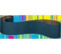 "Cloth Sanding Belt - 3"" x 24"" - Zirconia Alumina / CS 411 X"