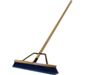 "Push Broom - 24"" - All Purpose / 1424C"