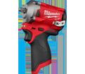 "Impact Wrench - 3/8"" - 12V Li-Ion / 2554 Series *M12 FUEL STUBBY"
