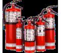 Fire Extinguisher - ABC Dry Chem - Alum Valve / MULTI-PURPOSE