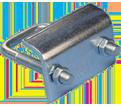 "Strut Beam Clamp w/ U-Bolt - 3-3/8"" - Steel / BC17A000EG *ELECTROGALVANIZED"