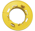"Easy Snap Grommet - 1.315"" - Polyethylene / ESG1 (100 Pk)"