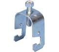 Signal Reference Grid Wire Clamp - #8, #4 - Steel / RGC *ELECTROGALVANIZED