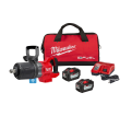 M18 FUEL 1 in. D-Handle High Torque Impact Wrench w/ ONE-KEY Kit / 2868-22hd