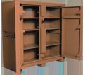JOBMASTER® Cabinets - 47.5 cu. ft. / 109