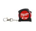 6 ft / 2 m Keychain Tape Measure / 48-22-5506