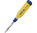 Screwdriver - 15-in-1 - Yellow & Blue / 151SS *STAINLESS STEEL