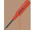 Screwdriver - 15-in-1 - Red / 151TP2 *TAMPERPROOF 2