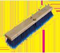Broom Head - Medium Duty - Poly / BLUEBOY