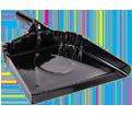 "Dustpan - 14"" - Metal / SB3098"