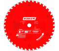 "Circular Saw Blade - 8-1/4"" - 40T / D0840X *FINISHING"